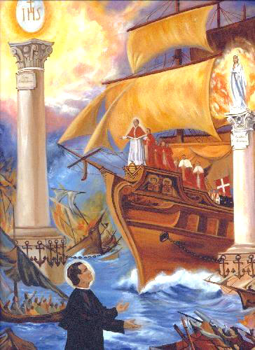 San Juan Bosco -Pilares-