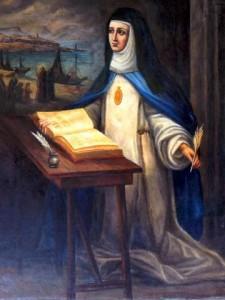 Sor Maria Jesus de Agreda