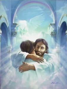 Abrazo de Dios