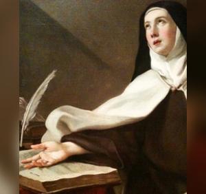 Santa Teresa de Jesús (Ft img)