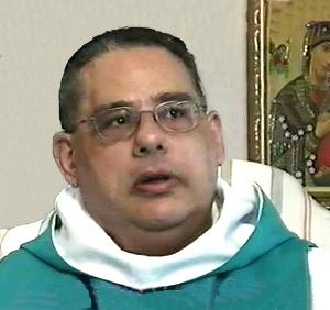 Padre Steven Scheier