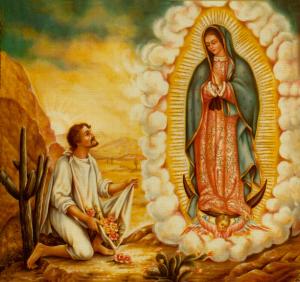 Novena A La Virgen De Guadalupe Reina Del Cielo