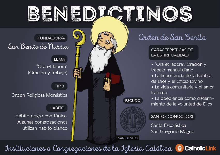 Benedictinos resumen