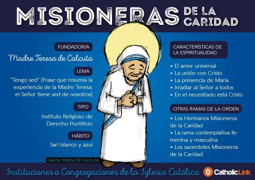 Misioneras de la Caridad resumen